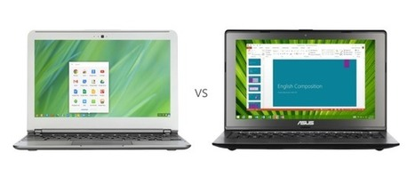 Microsoft Should Be Worried About Google's Chromebooks   Technology   Scoop.it