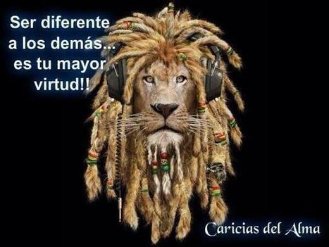 100%!!! > El que no es diferente es ...   Reflejos   Scoop.it