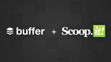 How to create and share your own beautiful online newspaper – Scoop.it & Buffer team up | SocialMedia Source | Scoop.it