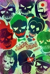 Voodoo Style Character Posters Revealed for 'Suicide Squad' | Movies Related | Scoop.it