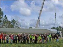 1.000 Morbihannais s'offrent un parc éolien citoyen - Batiactu | Les entreprises du 56 | Scoop.it