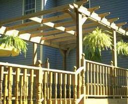 How Pergolas Can Change The Look Of Your Home?   Timber and Paving Supply   Scoop.it