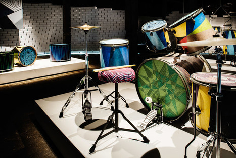 Video: Martino Gamper creates Flyknit drum kits for Nike | What's new in Design + Architecture? | Scoop.it