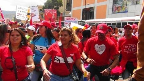 Venezuela : sonnée, l'opposition cherche à rebondir | Venezuela | Scoop.it