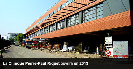 Plus de 300 M€ investis dans la future clinique Pierre-Paul Riquet | Toulouse La Ville Rose | Scoop.it