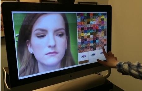 [Beauté Digitale] La réalité augmentée en 3D nous rend belle ! | MY DIGITAL LUXURY GALAXY | Quand la beauté touche au digital | Scoop.it