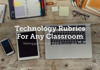 Technology Rubrics For Any Classroom | Linguagem Virtual | Scoop.it
