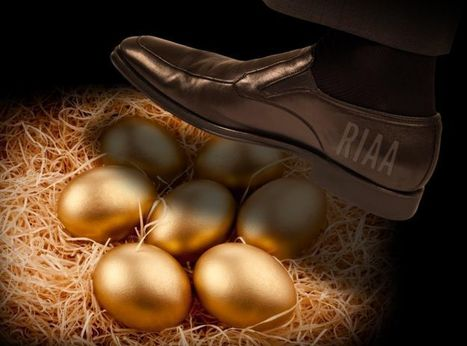 Does the RIAA even want Pandora's golden eggs? | Digital Trends | Media Law | Scoop.it