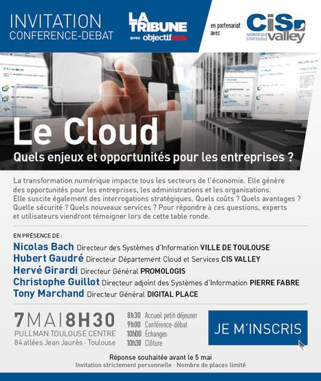 Le Cloud | Toulouse networks | Scoop.it
