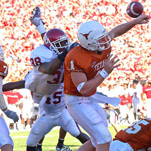 Five Memorable Plays For Sooner Fans From OU-Texas Rivalry | Sooner4OU | Scoop.it