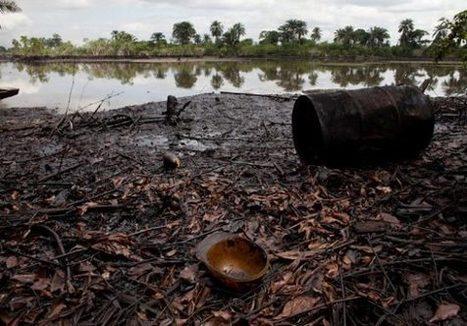 OI spill pollutes Otuokpoti community in Bayelsa / 04.11.2016 | Pollution accidentelle des eaux (+ déchets plastiques) | Scoop.it
