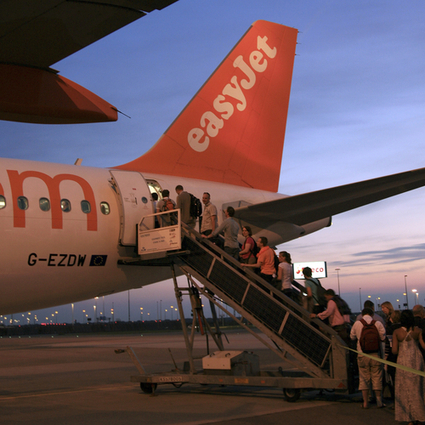 EasyJet Flights Take Six New Routes From Edinburgh | Business Scotland | Scoop.it