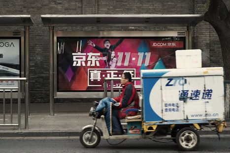 Alibaba and Others Push to Improve Delivery, on Singles' Day in China | Ecommerce logistics and start-ups | Scoop.it