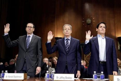 AT&T touts Time Warner merger at Senate hearing@offshore stockbroker | Stockbroker | Scoop.it