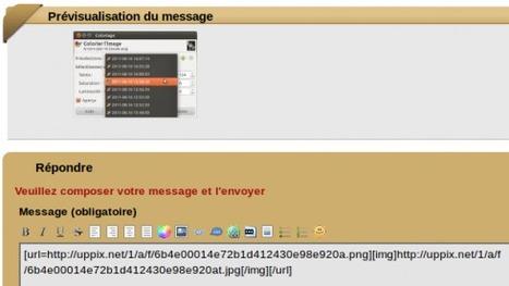 Clapico : Dnd2share ou comment insérer des images dans les forums grâce au dock Unity d'Ubuntu | Actualités de l'open source | Scoop.it