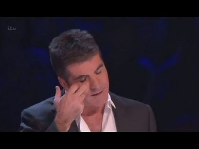 Simon Cowell cry - Attraction Semi Final [HD] - Britain's Got Talent 2013 | home based bsiness | Scoop.it