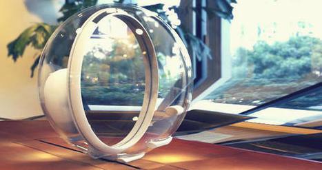 Le robot Lucy vole la lumière du soleil pour la restituer | Innovations urbaines | Scoop.it