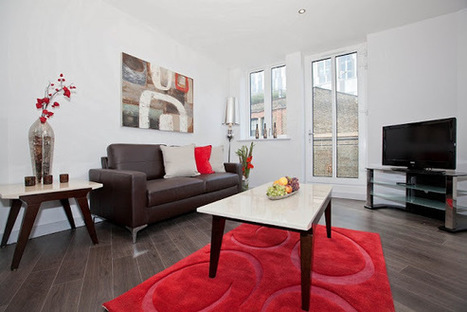 Glamorous One Bedroom Flat in One White's Row, Liverpool, London - RatedApartments | Serviced Apartments in London | Scoop.it