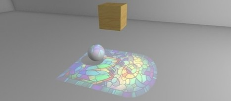 Quick Tips! Projecting Textures in Second Life - Botanical | Immersive World Technology | Scoop.it