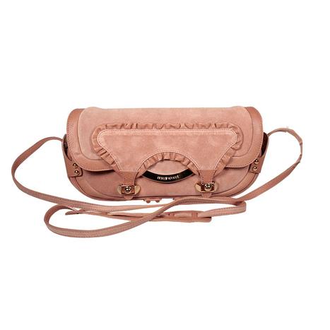 Sergio Rossi handbag Mauve Pink Leather & Suede Shoulder bag (SR1113)   Online Shopping   Scoop.it