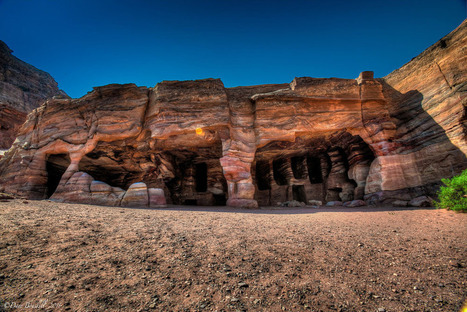 Architecture of Stone age in Petra,Jordan | Ancient Cities | Scoop.it