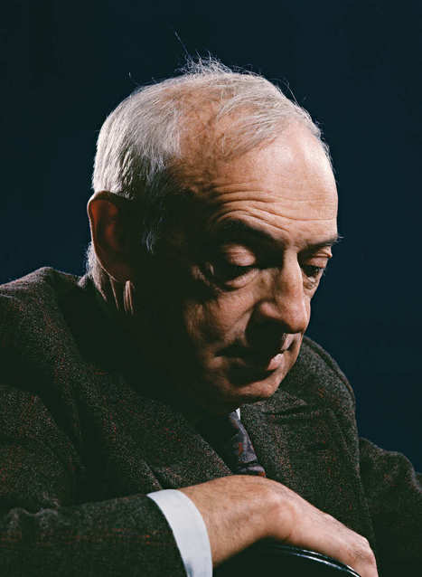 Wrestling With Saul Bellow: A New Biography Renews the Fight Over the ... - Vulture | Literature & Psychology | Scoop.it