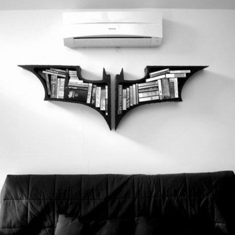 Un cadeau pour un bat-lecteur | Des idées cadeaux pour toute la famille | Scoop.it