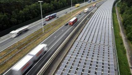 Primo tunnel ferroviario a pannelli solari in Belgio | 2B3 La tua casa in legno | Scoop.it