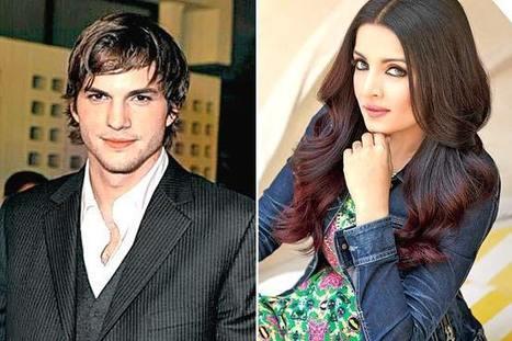 Ashton Kutcher shares Celina Jaitly's video on Facebook - Page 3 News | Sandhira News | Scoop.it
