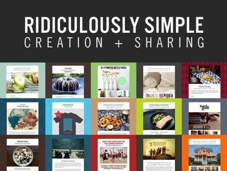 Tackk: creare e condividere contenuti multimediali | AulaMagazine Scuola e Tecnologie Didattiche | Scoop.it