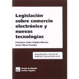 Amazon.com: Legislacion Sobre Comercio Electronico y Nuevas Tecnologias (Spanish Edition) (9788484427186): Francisco Javier Orduuna Moreno: Books | Actualidad Express | Scoop.it
