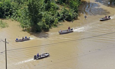 Louisiana flooding is worst disaster since Sandy, but people aren't talking about it   Amanda Carroll   Scoop.it