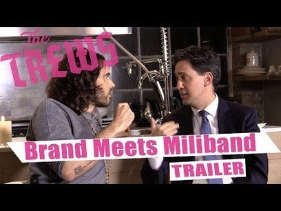 Milibrand: The Interview | Peer2Politics | Scoop.it