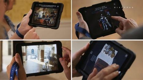 Histovery utilise la réalité augmentée pour rendre l'Histoire interactive   Tourisme culturel news   Scoop.it
