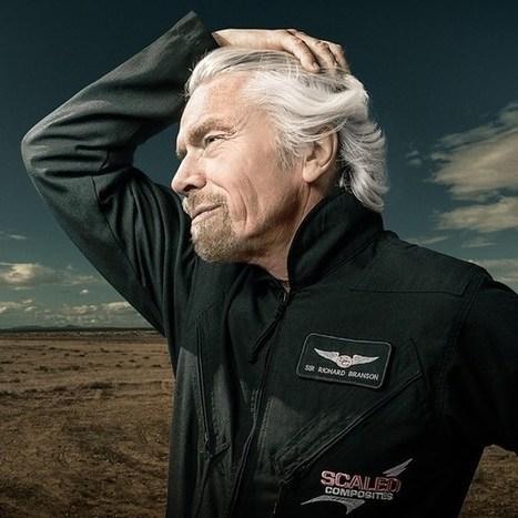 Up: the story behind Richard Branson's goal to make Virgin a galactic success | Wired UK | Fashion Observer | Scoop.it