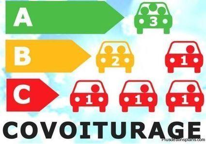 Le covoiturage pour économiser sur ses frais de transport | Plus de Bons Plans | Un oeil sur l'air du temps | Scoop.it