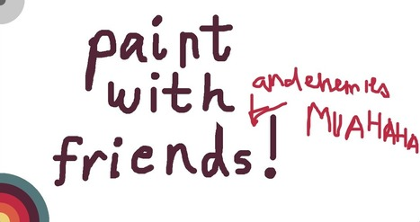 CoPainter - collaborative painting tool | WEBOLUTION! | Scoop.it
