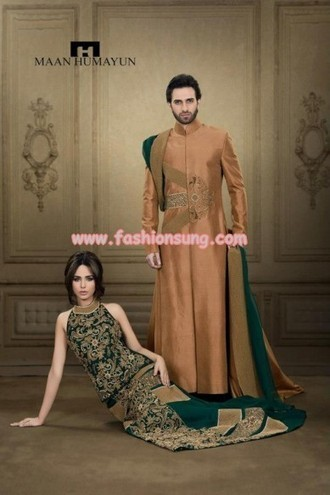 MH Wedding Dresses 2013 by Maan Humayun | ABOUT WEDDING DRESSES | Scoop.it