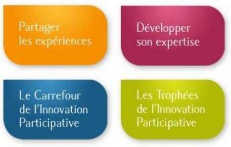 L'innovation participative, un facteur de bien-être au travail | Aphrocalys | Scoop.it