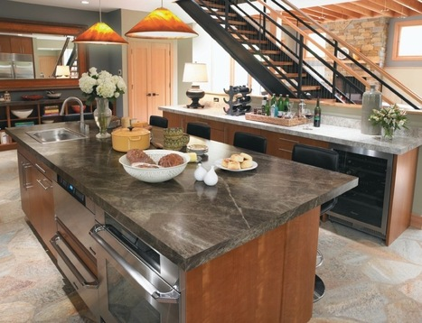 Top 10 Kitchen Trends of KBIS 2014 for your Home - Freshome | Home Staging | Scoop.it