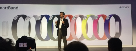 Sony unveils the SmartBand, a wearable device that tracks more than just physical activity | Gadget Shopper and Consumer Report | Scoop.it