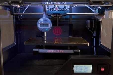 Stratasys to acquire MakerBot for $403 million | 4D Pipeline - trends & breaking news in Visualization, Virtual Reality, Augmented Reality, 3D, Mobile, and CAD. | Scoop.it