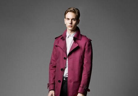 Burberry Black Label, il catalogo della collezione uomo Autunno Inverno 2013 2014 - ◣ News Moda Uomo | Questione di Stile - Moda Uomo | Scoop.it