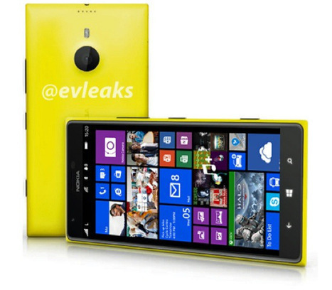 The first Windows Phone with a six-inch screen: Nokia Lumia 1520 ... | Mobile App Dev | Scoop.it