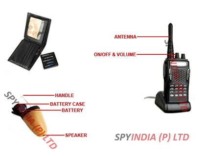 ® SPY WALKIE TALKIE EARPIECE SET IN INDIA DELHI,www.spyindia.in | INVISIBLE SPY EARPIECE | Scoop.it