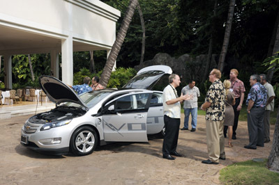 Maui Serves As Green Energy Model For Electric Vehicles And Smart Grid | PRLog | World Of Water & Power | Scoop.it