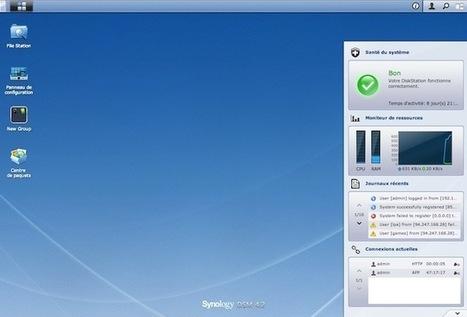 Transformez un PC en serveur Synology (avec DSM 4.2) | RevuePresse | Scoop.it