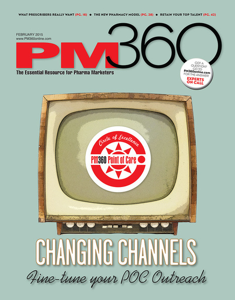 The State of DTC Marketing in 2015 | PM360 | Social media and Influence in Pharma | Scoop.it