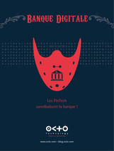 Banque Digitale : les FinTech cannibalisent la banque | Moneynewconcepthits | Scoop.it