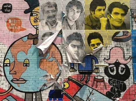 Remembering Iran in Brooklyn - Hyperallergic | INSIDE OUT Project | Scoop.it
